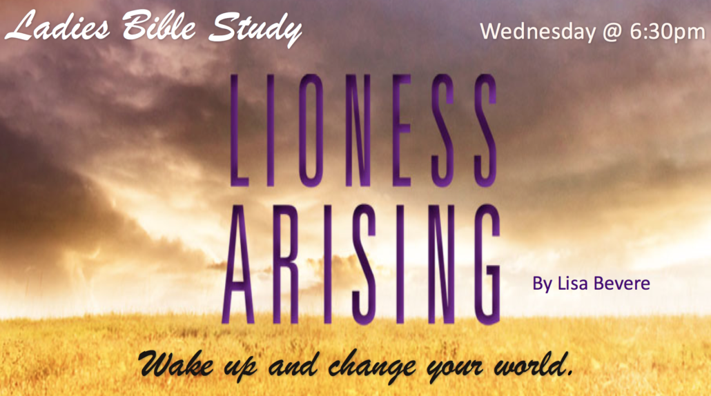 Lioness Arising - Freedom Worship Center